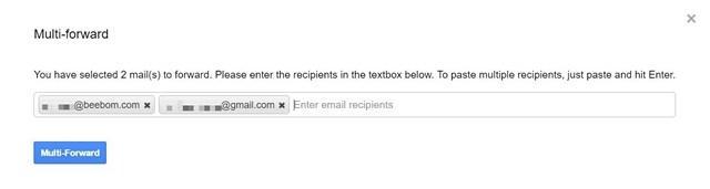 Cara Forward Multiple Email Di Gmail 5
