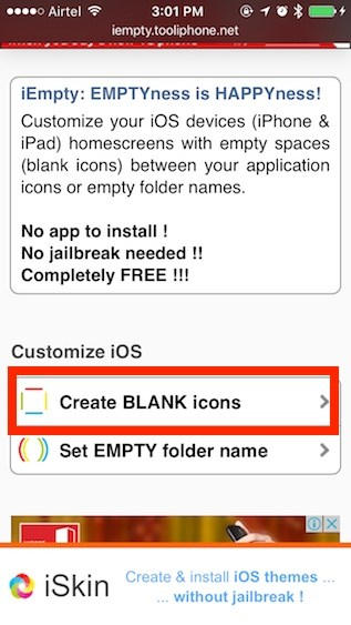 Cara Kustomisasi Home Screen Iphone Tanpa Jailbreak 1