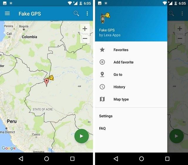 Cara Ubah Lokasi Di Android Menggunakan Fake Gps B