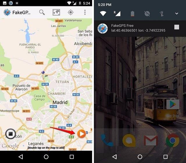 Cara Ubah Lokasi Di Android Menggunakan Fake Gps F