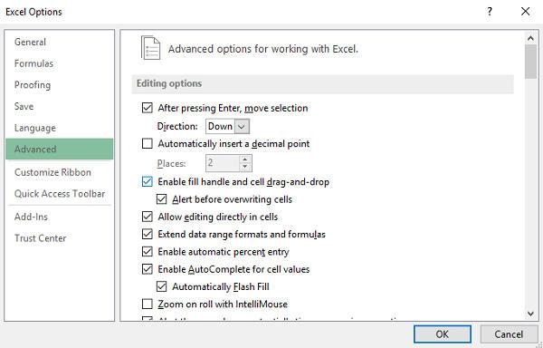 Cara Menggunakan Page Breaks Di Microsoft Excel 3