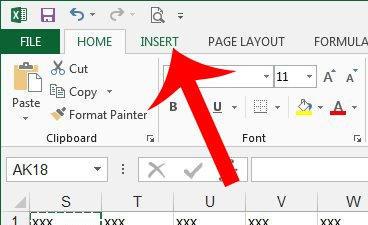 Cara Menghapus Header Di Microsoft Excel 2013 A