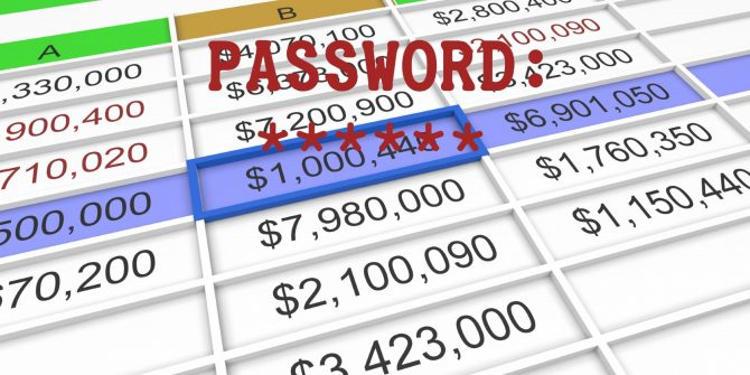Cara Mengunci File Excel Dengan Password
