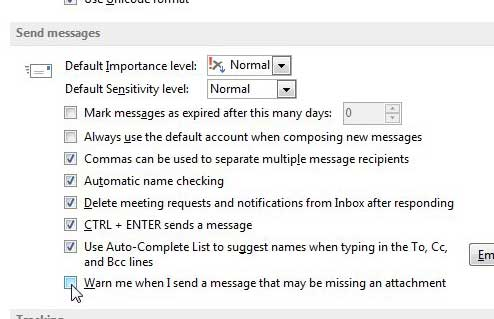 Cara Nonaktifkan Peringatan Attachment Di Outlook 2013 D