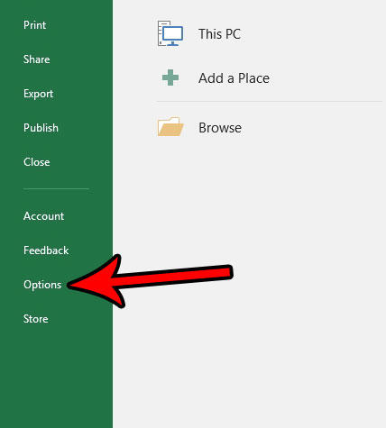 Cara Ubah Penamaan Tab Ribbon Di Microsoft Excel 2016 B