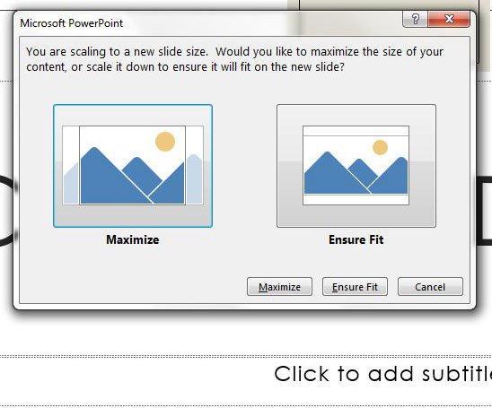 Cara Ubah Ukuran Slide Untuk Kertas Legal Di Powerpoint 2013 D