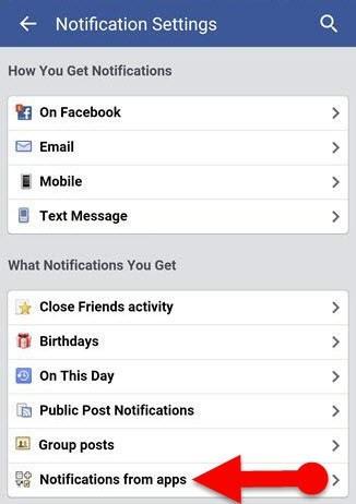 Cara Blokir Permintaan Game Di Facebook F