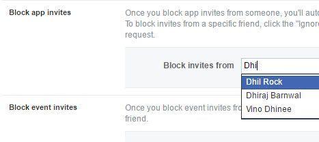 Cara Blokir Permintaan Game Di Facebook H