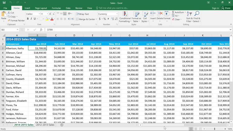 Cara Freeze Dan Unfreeze Kolom Dan Baris Di Microsoft Excel A