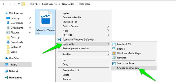 Atur Default Apps Untuk Aplikasi Baru Di Windows 10 A