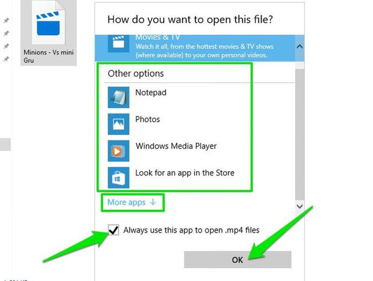Atur Default Apps Untuk Aplikasi Baru Di Windows 10 B