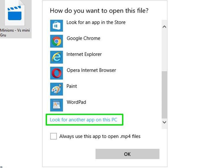 Atur Default Apps Untuk Aplikasi Baru Di Windows 10 C