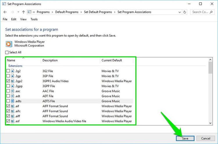 Atur Default Apps Untuk Aplikasi Baru Di Windows 10 K