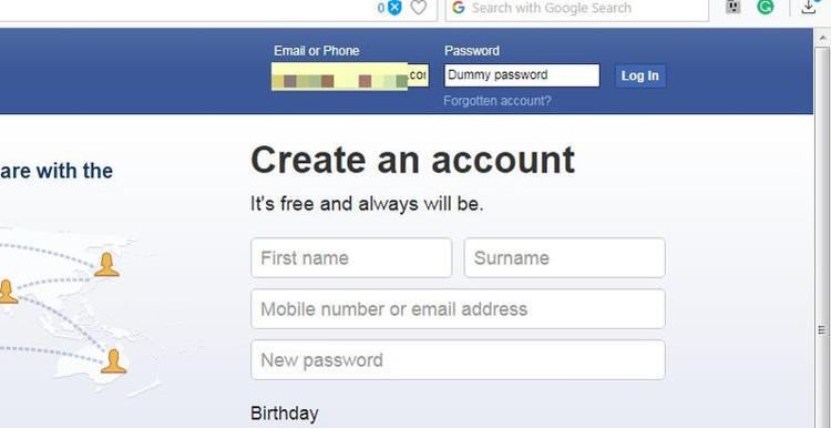 Cara Melihat Password Dibalik Simbol Asterisks Di Browser 4