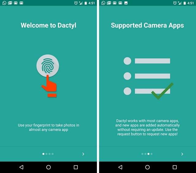 Cara Mengambil Foto Dengan Tombol Fingerprint Di Android 1