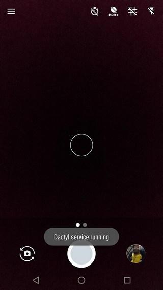 Cara Mengambil Foto Dengan Tombol Fingerprint Di Android 4