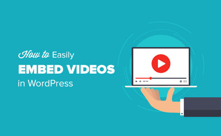 Cara Mudah Embed Video Di WordPress