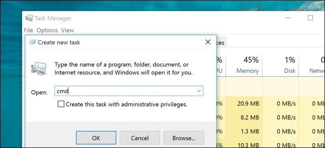 10 Cara Membuka Command Prompt Di Windows 10 B