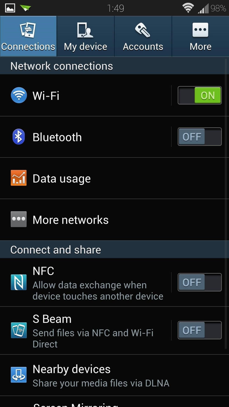 Cara Aktifkan Opsi Unknown Sources Di Android 1
