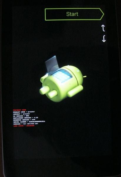 Cara Factory Reset Android Lewat Recovery Mode 1