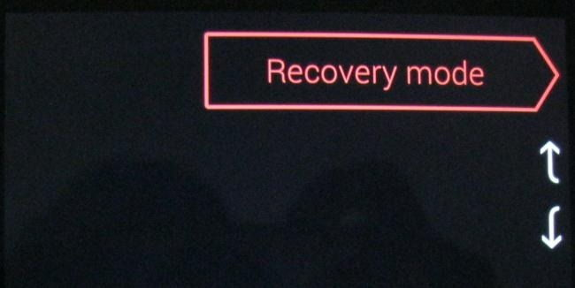 Cara Factory Reset Android Lewat Recovery Mode 2