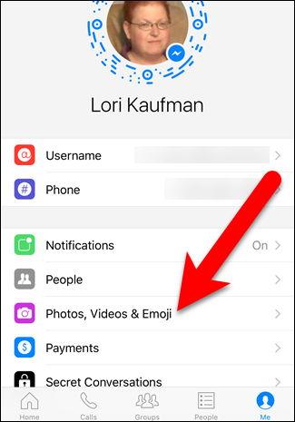 Cara Ganti Emoji Facebook Messenger Dengan Emoji Ios C
