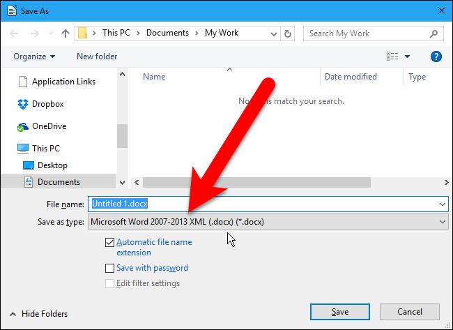 Cara Ganti Format File Default Di Libreoffice G