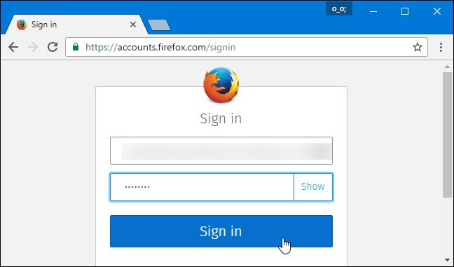 Cara Hapus Akun Firefox 5
