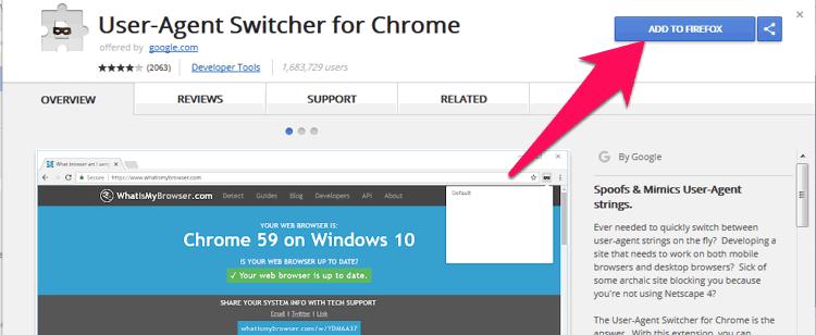 Cara Instal Ekstensi Google Chrome Di Mozilla Firefox 10