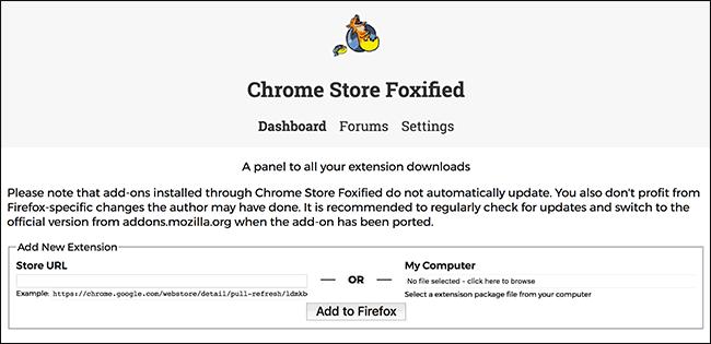Cara Instal Ekstensi Google Chrome Di Mozilla Firefox 2