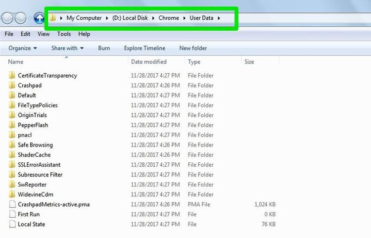 Cara Instal Google Chrome Di Drive Lain Selain Drive C 5
