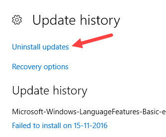 Cara Melihat Histori Update Di Windows 10 H