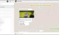 Cara Mengirim Dan Menerima Pesan Whatsapp Di Komputer