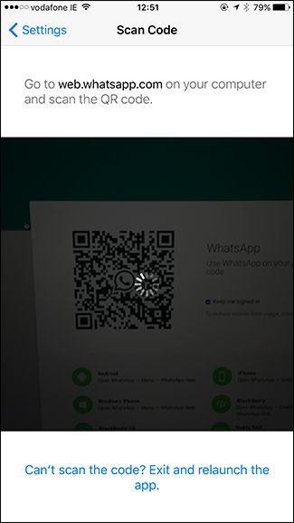 Cara Mengirim Dan Menerima Pesan Whatsapp Di Komputer 4