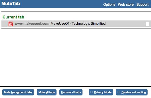 Cara Mute Tab Di Chrome, Firefox, Dan Safari 2