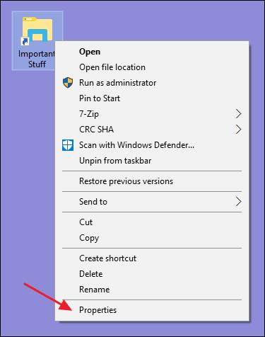 Cara Pin Folder Ke Taskbar Windows F