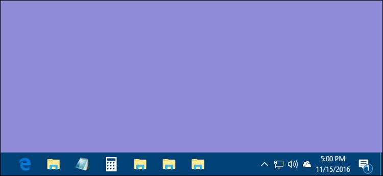 Cara Pin Folder Ke Taskbar Windows