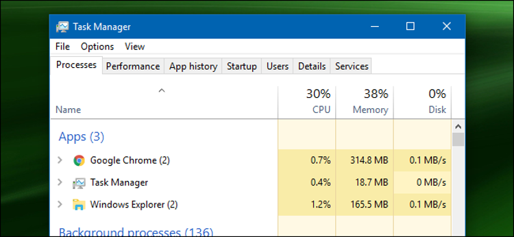 7 Cara Membuka Task Manager Di Windows