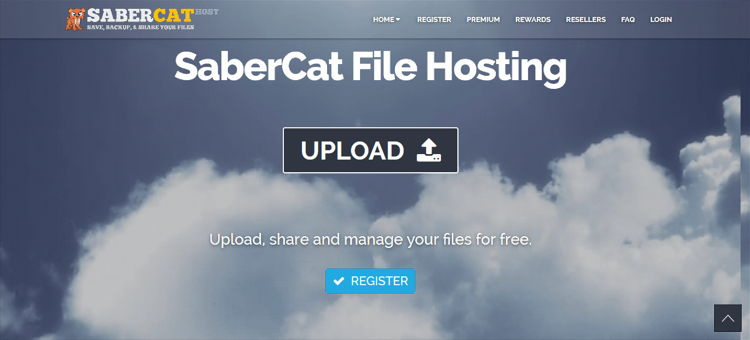 Cara Download File Di Sabercat Host