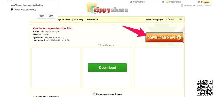 Cara Download File Di Zippyshare 2