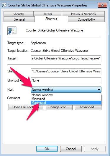 Cara Membuka Setiap Program Windows Dalam Mode Full Screen B