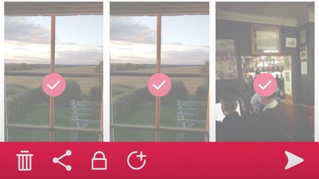 Cara Menghapus Pesan Di Snapchat 4