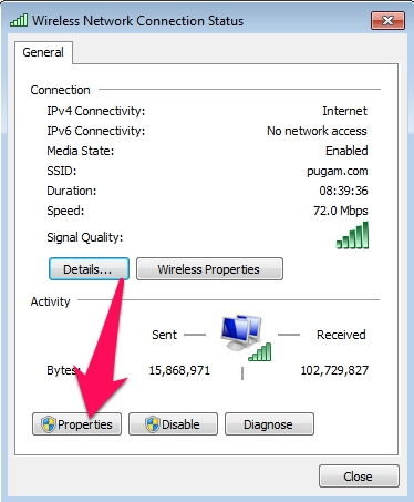 Cara Ubah Pengaturan Dns Di Windows C