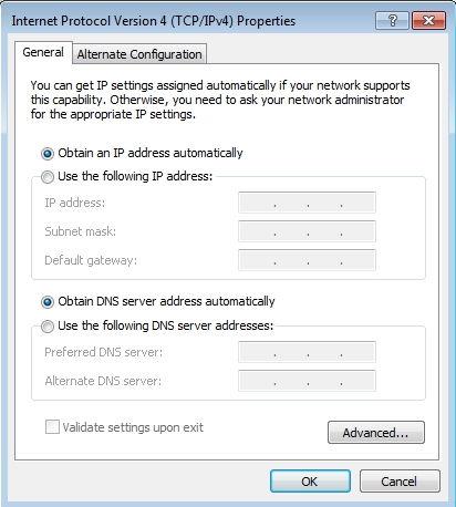 Cara Ubah Pengaturan Dns Di Windows E