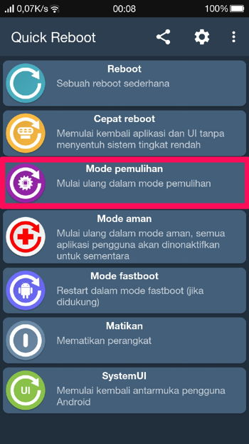 3 Cara Berbeda Untuk Masuk Ke Recovery Mode Di Android R2