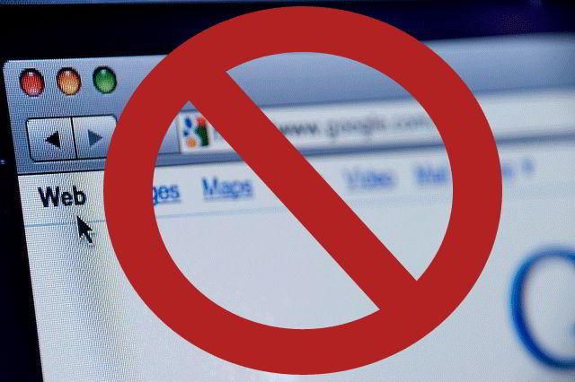 Cara Memblokir Situs Web Di Pc Tanpa Perangkat Lunak