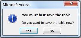 Cara Membuat Database Di Ms Access 2010 15