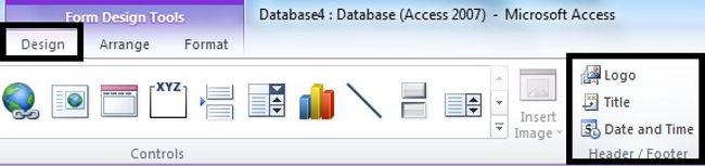 Cara Membuat Form Di Microsoft Access 2010 10