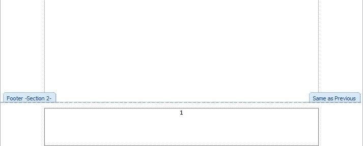 Cara Membuat Penomoran Halaman Yang Berbeda Di Ms Word 2010 6