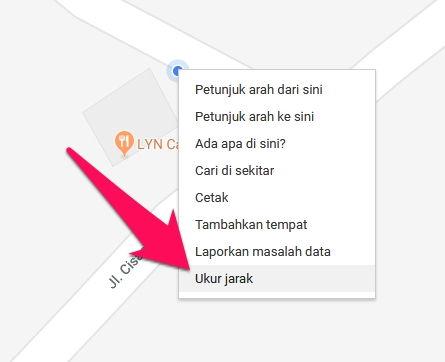 Cara Menemukan Jarak Terdekat Antara Dua Titik Di Google Maps R1